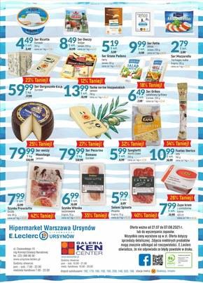 Kuchnia Śródziemnomorska w E.Leclerc Ursynów