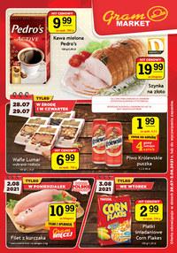 Gazetka promocyjna Gram Market - Dobre polskie produkty w Gram Market!    - ważna do 03-08-2021
