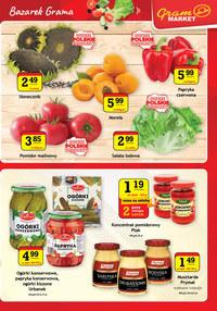 Gazetka promocyjna Gram Market - Dobre polskie produkty w Gram Market!