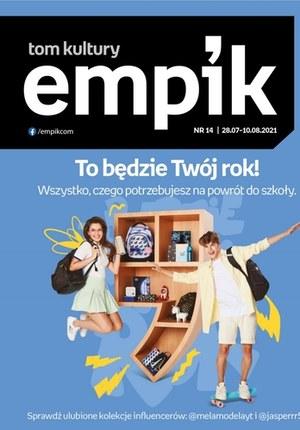 Gazetka promocyjna EMPiK - To będzie Twój rok z EMPiK!