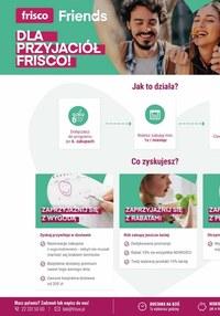 Gazetka promocyjna Frisco - Frisco - kierunek orzeźwienie!