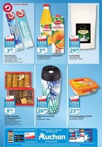 Gazetka promocyjna Auchan Hipermarket - Happy Week - Skarbonka Auchan