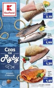 Czas na ryby z Kauflandem