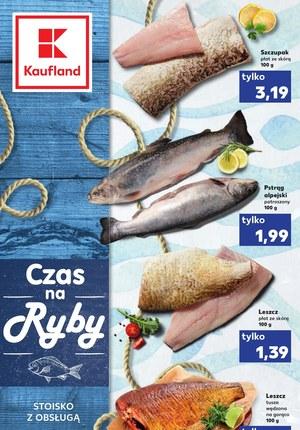 Gazetka promocyjna Kaufland - Czas na ryby z Kauflandem