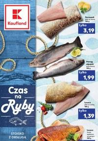 Gazetka promocyjna Kaufland - Czas na ryby z Kauflandem   - ważna do 04-08-2021