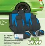 Pokrowce samochodowe MYProject
