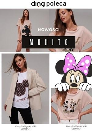 Gazetka promocyjna Mohito - Nowości w Mohito