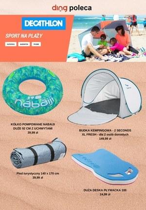 Gazetka promocyjna Decathlon - Sport na plaży - Decathlon