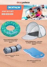 Gazetka promocyjna Decathlon - Sport na plaży - Decathlon - ważna do 18-08-2021