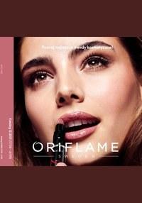 Gazetka promocyjna Oriflame - Poznaj najlepsze trendy kosmetyczne z Oriflame!