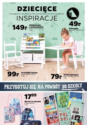 Gazetka promocyjna Netto - Netto - powrót do szkoły