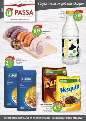 Passa - kupuj tanio w polskim sklepie
