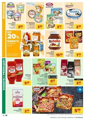 Nowe oblicze ulubionego sklepu - Carrefour