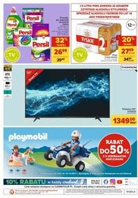 Gazetka promocyjna Carrefour - Nowe oblicze ulubionego sklepu - Carrefour