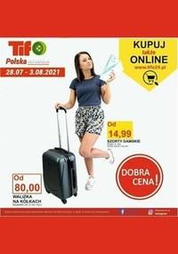 Gazetka promocyjna Tifo - Nowe promocje w Tifo!   - ważna do 03-08-2021