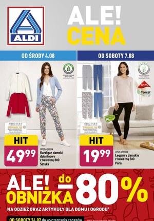 Gazetka promocyjna Aldi - Aldi - obniżki do 80%!