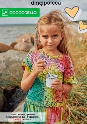 Gazetka promocyjna Coccodrillo - Moda dziecięca w Coccodrillo