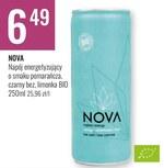 Napój energetyczny Nova
