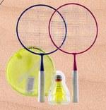 Zestaw do badmintona Decathlon