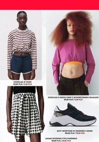 Gazetka promocyjna Zara - Wyprzedaż w Zara nadal trwa