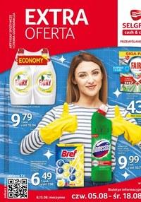 Gazetka promocyjna Selgros Cash&Carry - Selgros - extra oferta - ważna do 18-08-2021