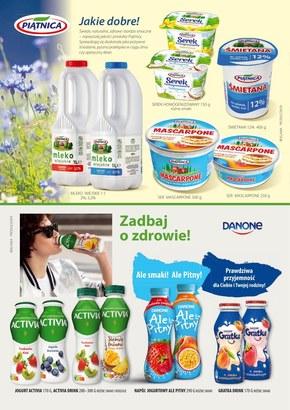 Oferta handlowa Społem Szczecin