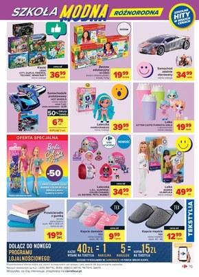 Carrefour Market - codzienne okazje by kupować taniej