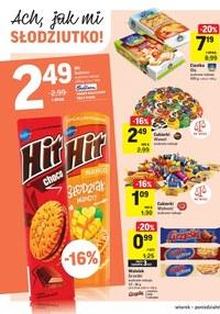 Gazetka promocyjna Intermarche Super - Ciesz się niska ceną w Intermarche