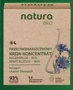 Krem przeciwzmarszczkowy Natura Eko