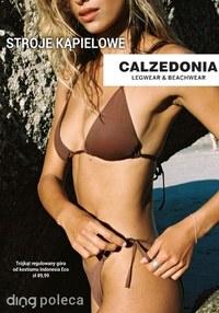 Gazetka promocyjna Calzedonia - Calzedonia - stroje kąpielowe - ważna do 20-08-2021