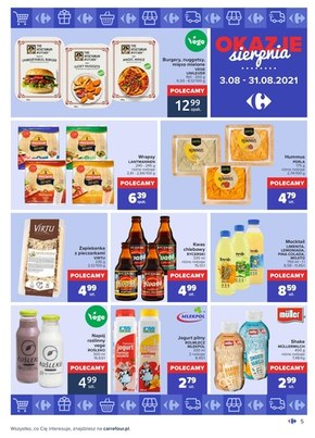 Carrefour - okazje sierpnia!