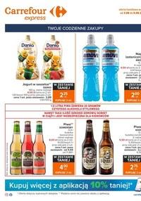 Gazetka promocyjna Carrefour Express - Oferta handlowa Carrefour