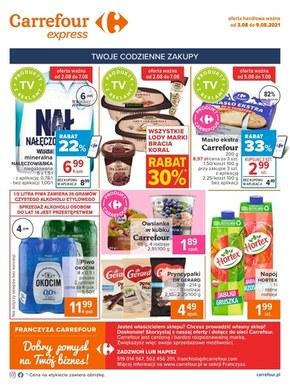 Oferta handlowa Carrefour
