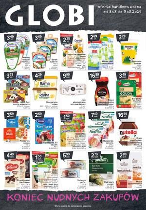 Gazetka promocyjna Globi - Globi - koniec nudnych zakupów