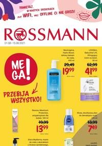 Gazetka promocyjna Rossmann - MEGA! przebija wszystko! - Rossmann