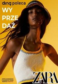 Gazetka promocyjna Zara - Zara - najnowsza letnia kolekcja - ważna do 18-08-2021