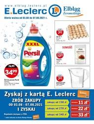 E.Leclerc Elbląg - nowa oferta promocyjna