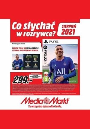 Gazetka promocyjna Media Markt - Media Markt - co słychać w rozrywce?