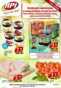 Gazetka promocyjna Api Market - Api Market - zawsze udane zakupy!