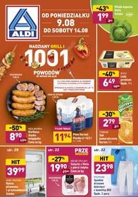 Gazetka promocyjna Aldi - Aldi - nadziany grill