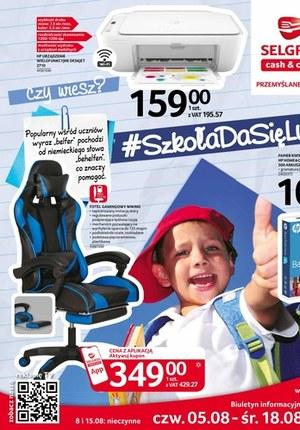 Gazetka promocyjna Selgros Cash&Carry - Katalog Szkoła - Selgros Cash&Carry