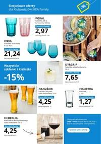 Gazetka promocyjna IKEA - Sierpień pełen korzyści w IKEA Łódź