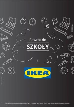 Gazetka promocyjna IKEA - Powrót do szkoły z IKEA Warszawa