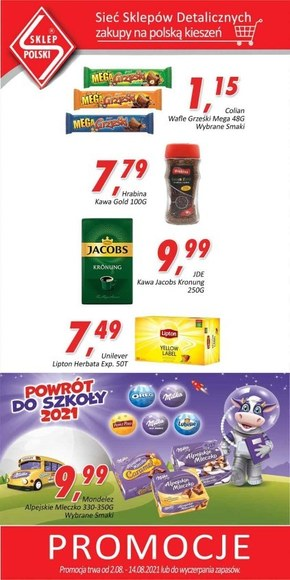 Oferta promocyjna - Sklep Polski