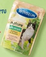Mokra karma dla kota Winston