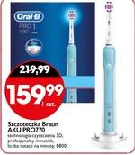 Rotacyjna szczoteczka do zębów Oral-B