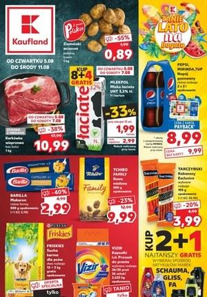 Gazetka promocyjna Kaufland - Nowe oferty tygodnia w Kauflandzie
