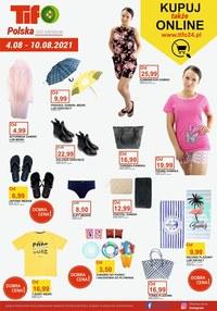 Gazetka promocyjna Tifo - Tifo - poznaj nową ofertę handlową! - ważna do 10-08-2021