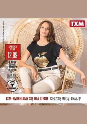 Gazetka promocyjna Textil Market - TXM - ciesz się moda i okazją!