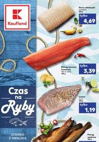 Gazetka promocyjna Kaufland - Czas na ryby - Kaufland